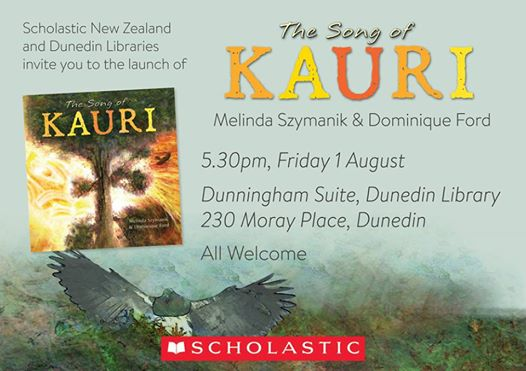 Song of Kauri Book Launch