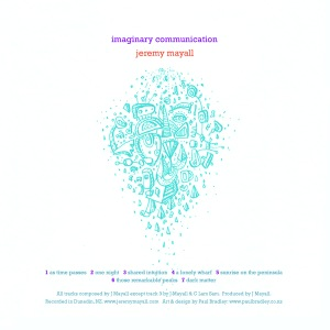 Imaginary Communication BackCover