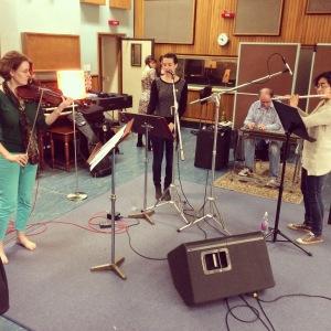 Flutter rehearsal
