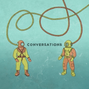 Conversations Album Cover Small Front