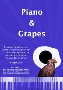 Piano&Grapes